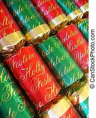 Festive Christmas Cracker
