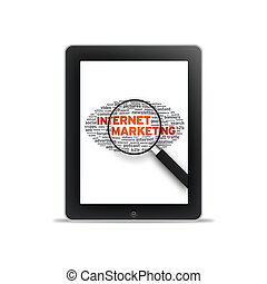 Tablet PC -Internet Marketing