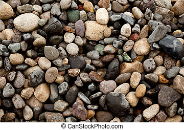 River rock for Textured Background
