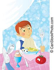 Diner Boy