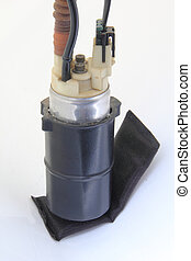 Fuel pump - An automotive electric fuel pump