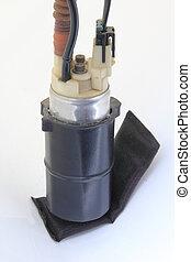 Fuel pump - An automotive electric fuel pump