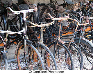 Bicycles from the 193040s