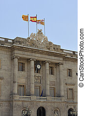 Government of Catalonia - main building of Catalonia...