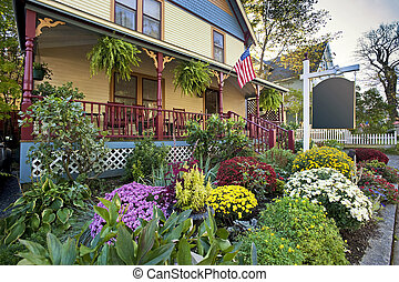 Country Inn and bed and breakfast located in Bar Harbor,...