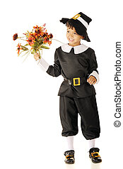 Pilgrim Flowers