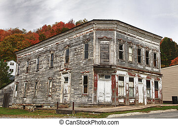 Old general store located in Pickens, WV