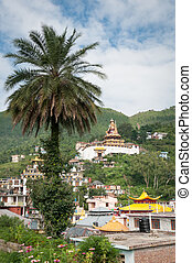 Rawalsar is a sacred place for Buddhists, India - Rawalsar...
