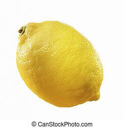 Lemon a.k.a. Citron - close-up of a citron