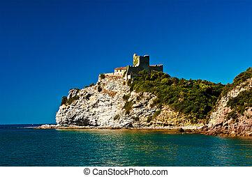 Le Rocchette, il Castello, Castiglione della Pescaia