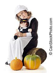 Doll-Loving Pilgrim