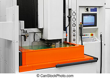 Laser machining for tools production in factory