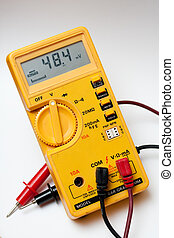 Electric multi meter
