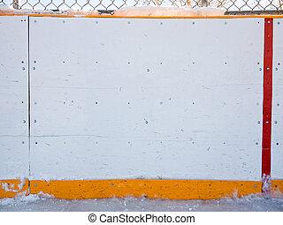 Hockey boards