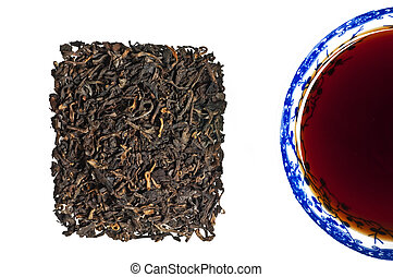 Chinese Pu-Erh tea