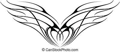 機翼, 2
