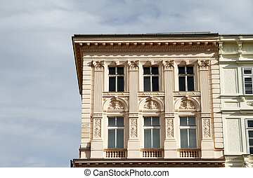 Historic building in Linz
