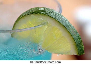 Blue Cocktail - Blue Margarita