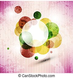 abstract  graphic design pattern background