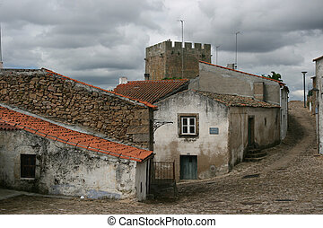 old city in Portugal