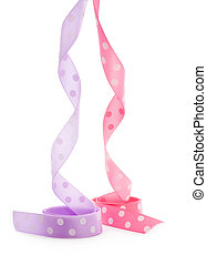 two ribbons