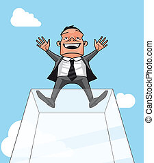 Successfull businessman - Illustration of Sucessfull...