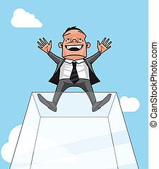 Successfull businessman - Illustration of Sucessfull...