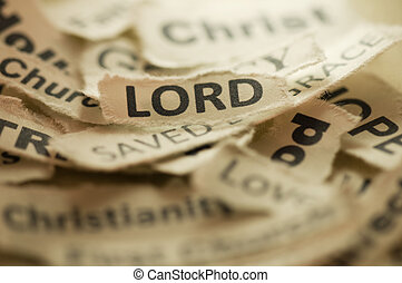 Lord - Religion Concept - Lord