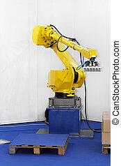 Packing robot