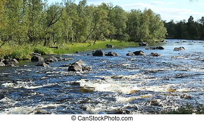 River - Flowing River
