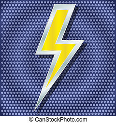 Vector lightning for your design