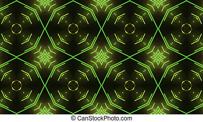 green circle disco dance background - Disco background...