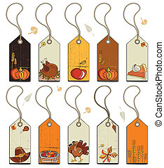 Thanksgiving tags 2