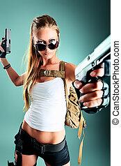 fashion soldier