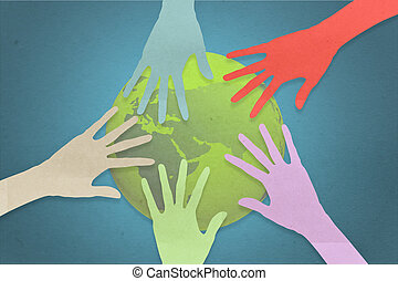 save paper, save our world