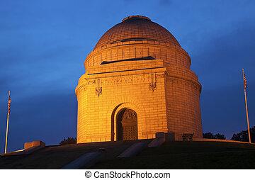President William McKinley National Memorial in Canton, Ohio