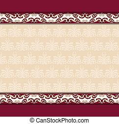 Vintage tapestry background.