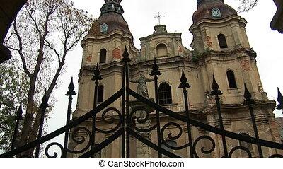 hvizdets 11 - Bernardine Monastery XVIII century, Hvizdets,...