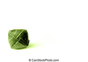 Leaf Ball - leaf cube