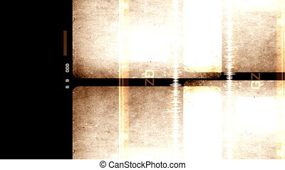 Old film - Abstract old film background