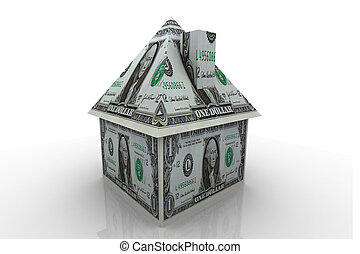 House finance concept