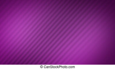 Soft Flowing Purple Loop