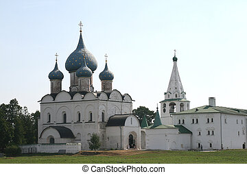 Cathedral in Suzdal Russia
