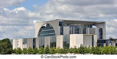 Bundeskanzleramt in Berlin - the Bundeskanzleramt in Berlin...