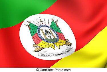 Flag of Rio Grande do Sul
