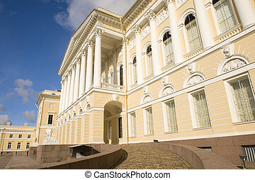 Russian Museum in StPetersburg - The Russian Museum is the...