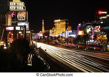 Las Vegas - LAS VEGAS - SEPTEMBER 19: Las Vegas strip...