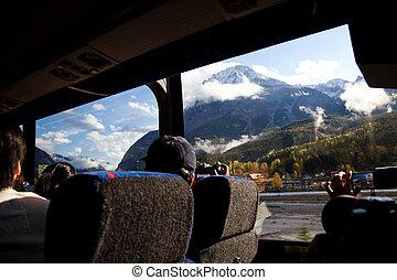 buss, resa