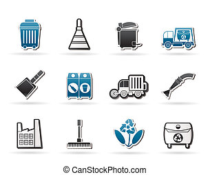 Cleaning Industry and environment