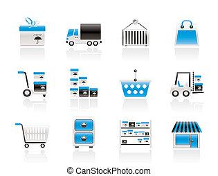 Storage, transportation, cargo